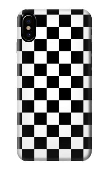 Printed Checkerboard Chess Board HTC One M9+ Case