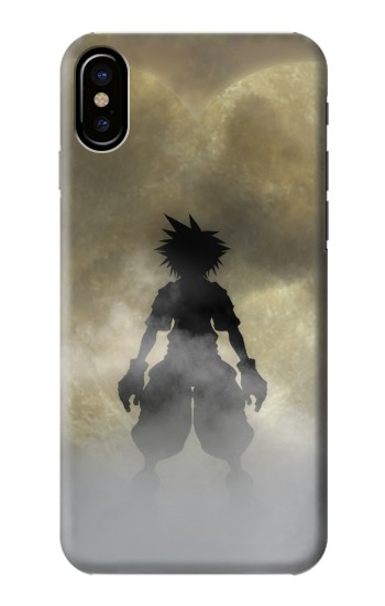Printed Kingdom Hearts Sora HTC One M9+ Case