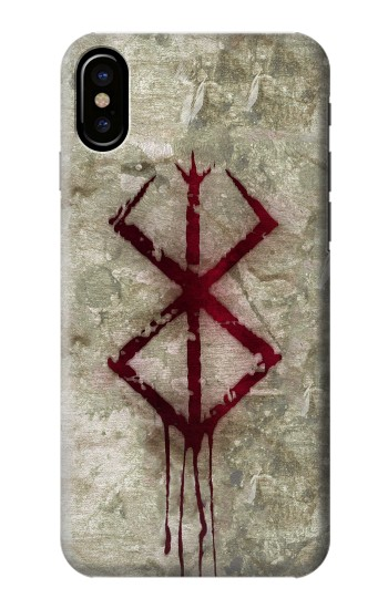 Printed Berserk Stigma HTC One M9+ Case