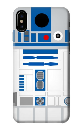 Printed R2D2 Minimalist HTC One M9+ Case