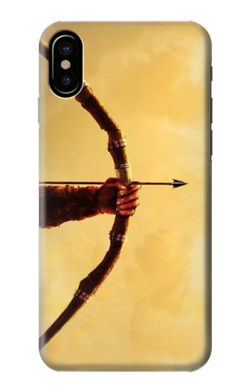 Printed Hunter Bow and Arrow HTC One M9+ Case