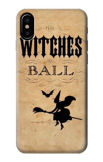 Printed Vintage Halloween The Witches Ball HTC One M9+ Case
