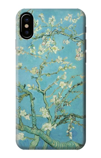 Printed Vincent Van Gogh Almond Blossom HTC One M9+ Case