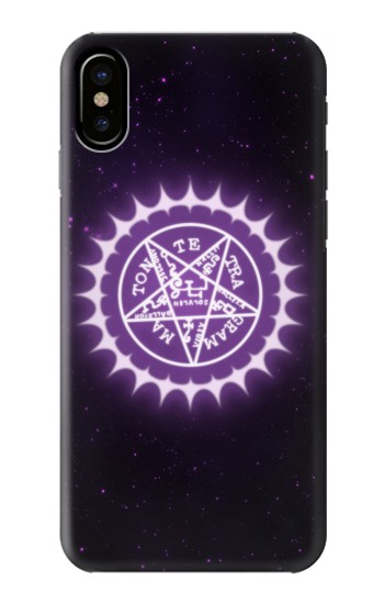 Printed Black Butler Pentagram HTC One M9+ Case