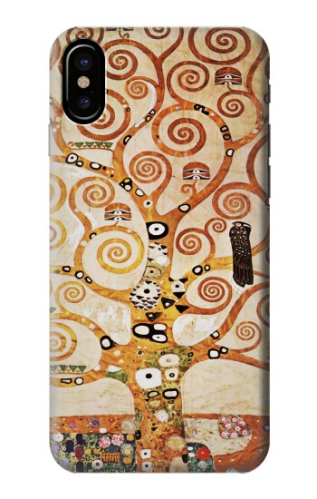 Printed The Tree of Life Gustav Klimt HTC One M9+ Case