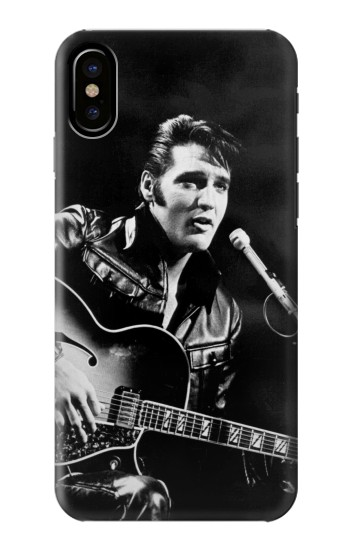 Printed Elvis Presley Live Concert HTC One M9+ Case