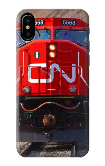 Printed Train Canadian National Railway HTC One M9+ Case