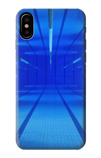 Printed Swimming Pool Under Water HTC One M9+ Case
