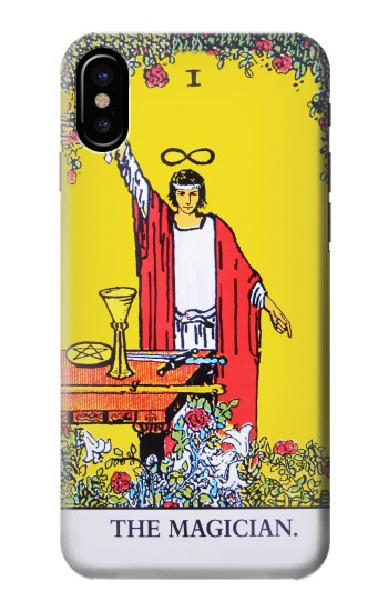 Printed Tarot Card The Magician HTC One M9+ Case