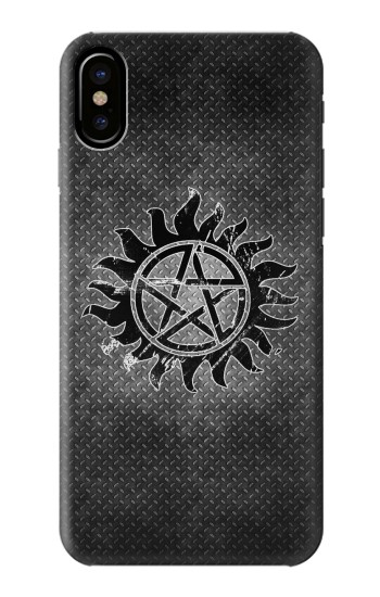Printed Supernatural Antidemonpos Symbol HTC One M9+ Case