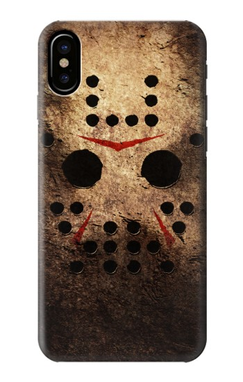 Printed Jason Hockey Mask HTC One M9+ Case
