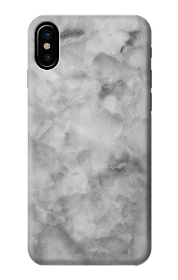 Printed Gray Marble Texture HTC One M9+ Case