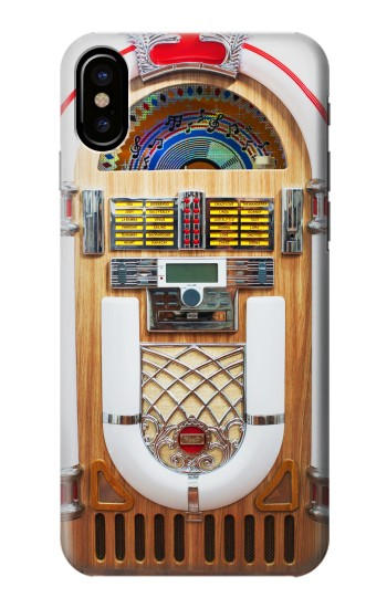Printed Jukebox Music Playing Device HTC One M9+ Case