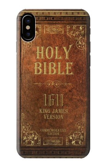Printed Holy Bible 1611 King James Version HTC One M9+ Case