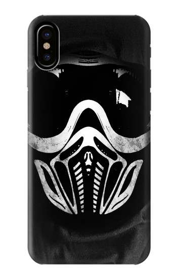 Printed Paintball Mask HTC One M9+ Case