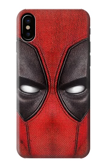 Printed Deadpool Mask HTC One M9+ Case