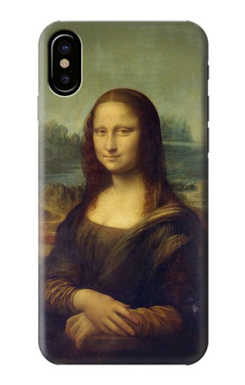 Printed Mona Lisa Da Vinci Painting HTC One M9+ Case