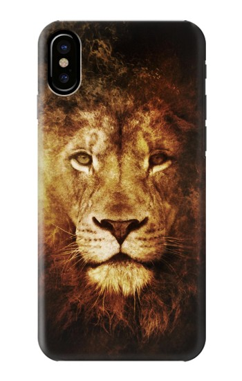 Printed Lion HTC One M9+ Case