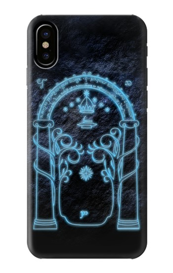 Printed Lord of The Rings Mines of Moria Gate HTC One M9+ Case