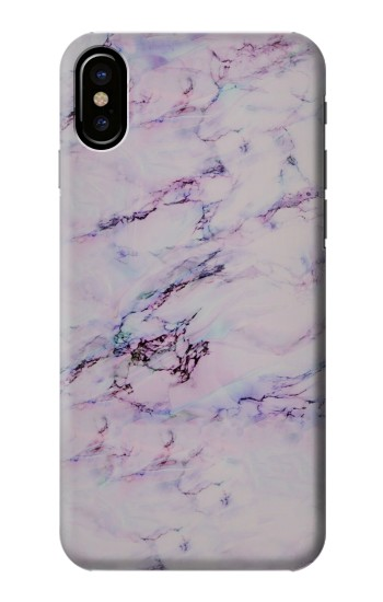 Printed Seamless Pink Marble HTC One M9+ Case