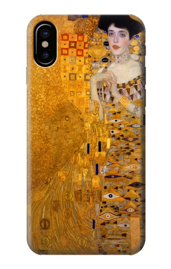 Printed Gustav Klimt Adele Bloch Bauer HTC One M9+ Case