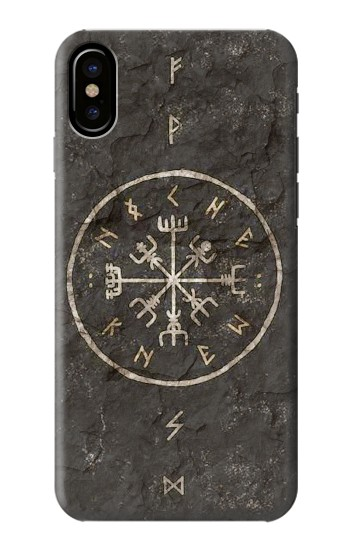 Printed Norse Ancient Viking Symbol HTC One M9+ Case