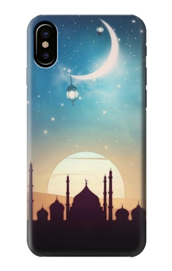 Printed Islamic Sunset HTC One M9+ Case