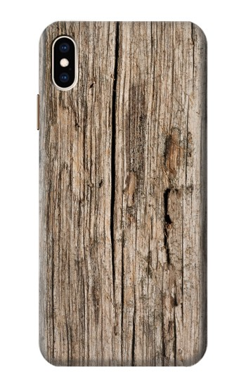 Printed Wood iPhone XS Max Case