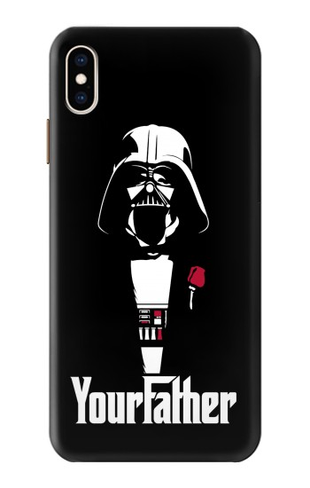Printed Yourfather iPhone XS Max Case