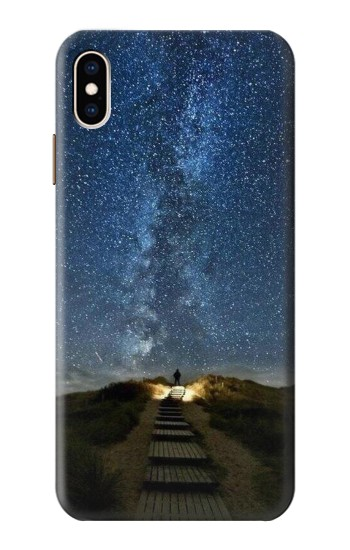 Printed Stairway to Heaven Iceland iPhone XS Max Case