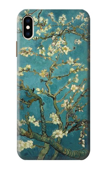 Printed Blossoming Almond Tree Van Gogh iPhone XS Max Case