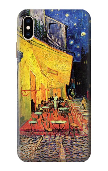 Printed Van Gogh Cafe Terrace iPhone XS Max Case