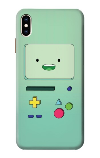 Printed Adventure Time Bibo iPhone XS Max Case