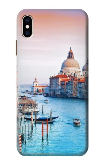 Printed Beauty of Venice Italy iPhone XS Max Case