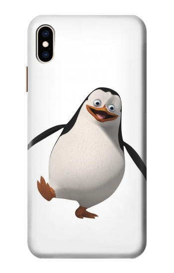 Printed Penguin iPhone XS Max Case