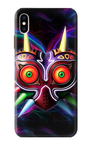 Printed The Legend of Zelda Majora Mask iPhone XS Max Case