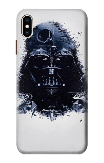 Printed Darth Vader iPhone XS Max Case