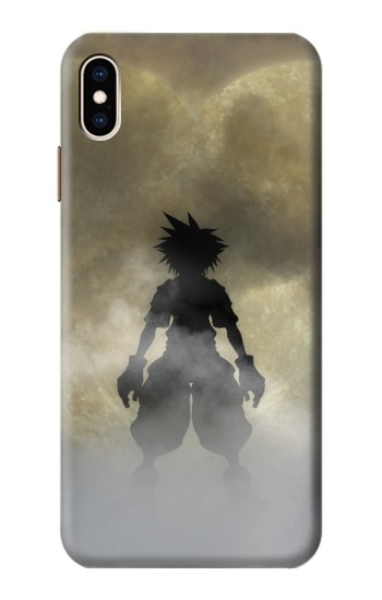 Printed Kingdom Hearts Sora iPhone XS Max Case