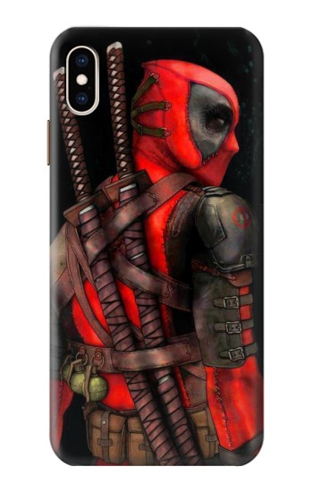 Printed Deadpool 2 iPhone XS Max Case