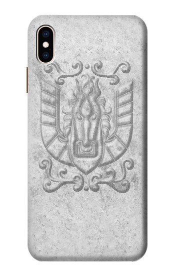 Printed Saint Seiya Pegasus iPhone XS Max Case
