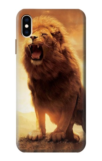 Printed Lion Aslan iPhone XS Max Case