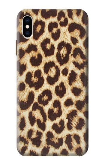 Printed Leopard Pattern Graphic Printed iPhone XS Max Case
