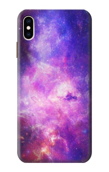 Printed Milky Way Galaxy iPhone XS Max Case