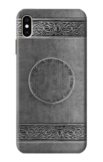 Printed Thor Hammer iPhone XS Max Case