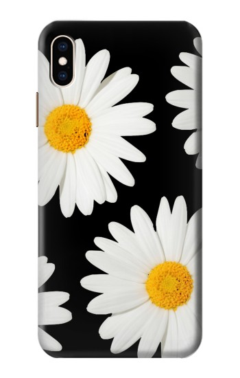 Printed Daisy flower iPhone XS Max Case