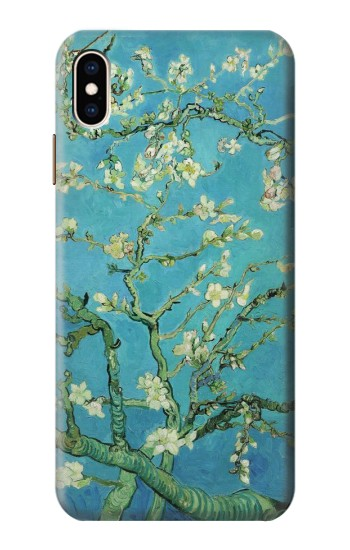Printed Vincent Van Gogh Almond Blossom iPhone XS Max Case