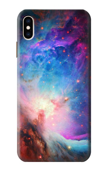 Printed Orion Nebula M42 iPhone XS Max Case