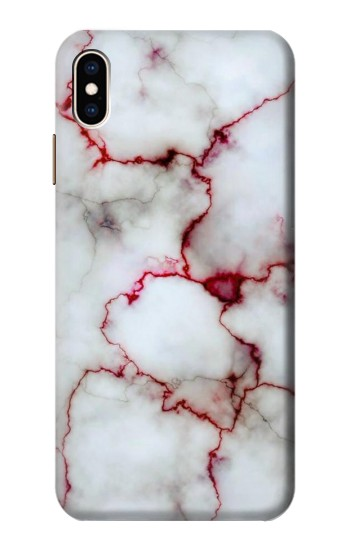 Printed Bloody Marble iPhone XS Max Case
