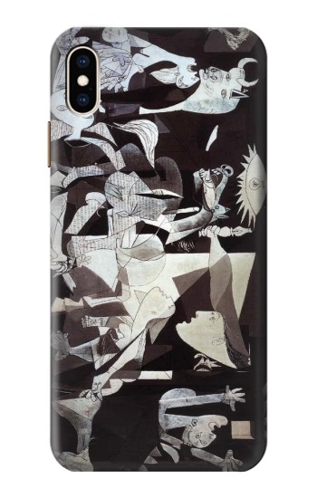 Printed Picasso Guernica Original Painting iPhone XS Max Case