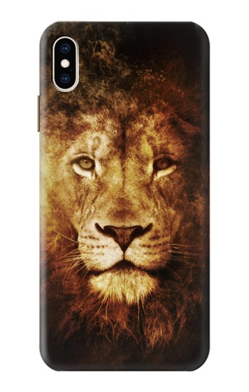 Printed Lion iPhone XS Max Case
